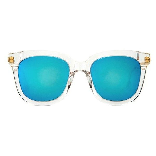 7709a92435 Women s Gentle Monster Absente 54Mm Sunglasses found on Polyvore featuring  accessories