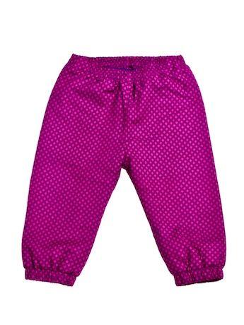 Pantalonki Honey Pink, Projektant: Pan Pantaloni, Wartość: 98 zł, Radość z bycia matką: bezcenne. Powyższy materiał nie stanowi ofery handlowej