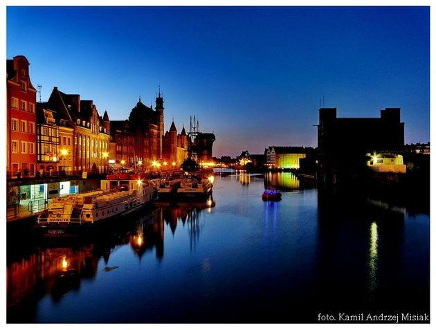 #motlava #river #gdansk   fot. Kamil Andrzej Misiak