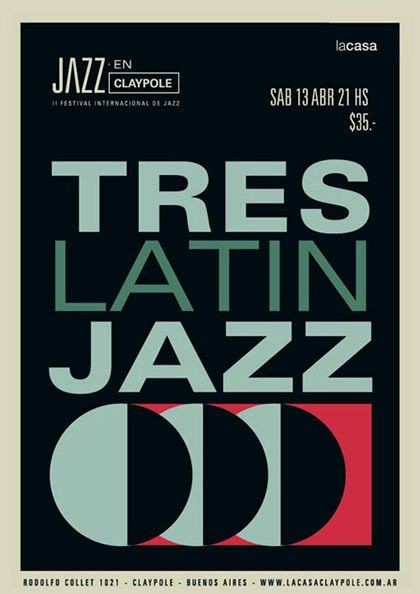 Design Inspiration: Jazz Posters