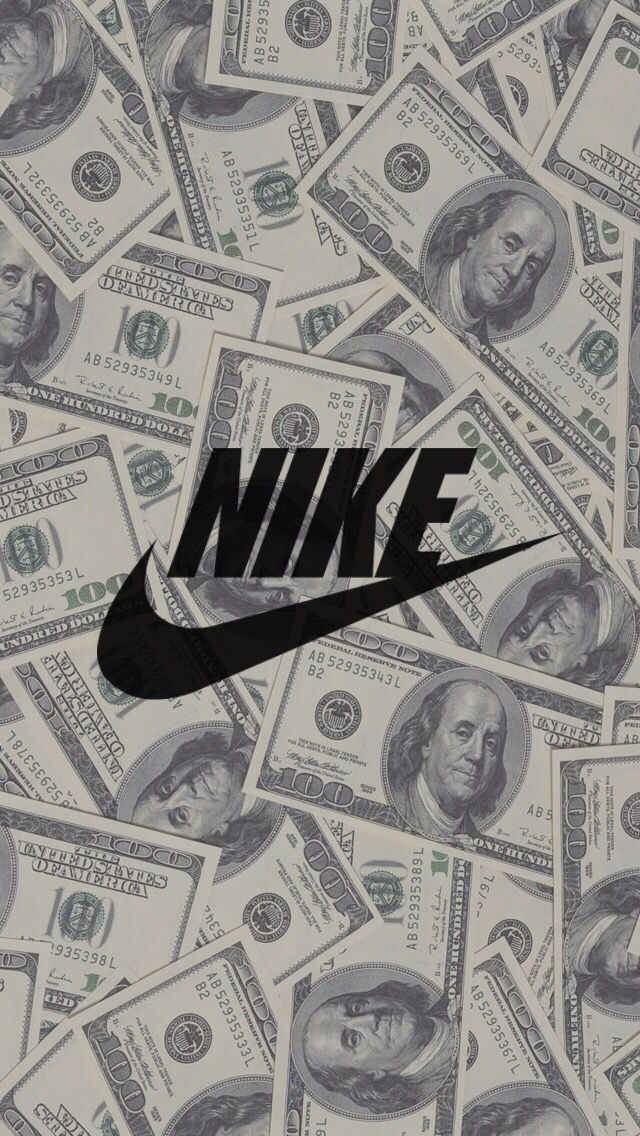 #Nike #Money #Wallpaper | Nike Wallpaper | Pinterest | Wallpaper, Nike wallpaper and Dope wallpapers