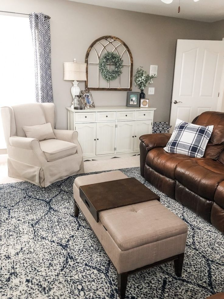 Mini decorating refresh for a big change in our bonus room! By Wilshire Collections Home decor ideas, Farmhouse, Farmhou…