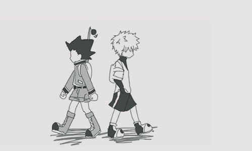 Hunter x Hunter: Gon and Killua