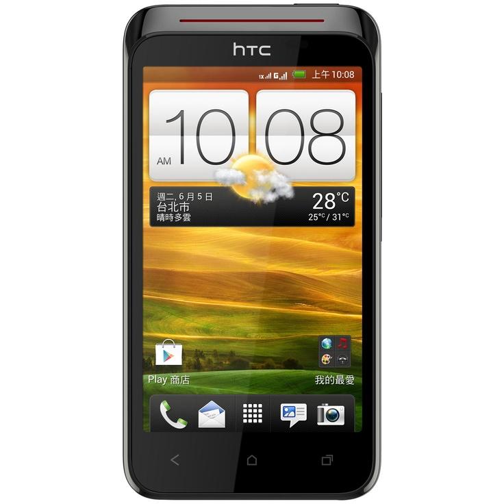 HTC Desire VC - 4GB - Hitam