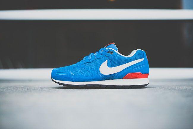 Nike Air Waffle Trainer Military Blue
