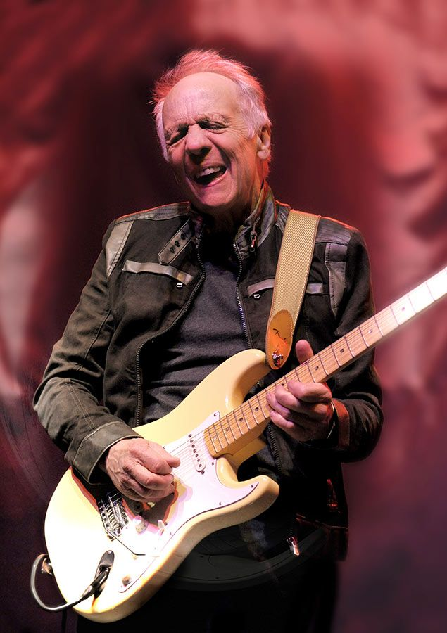 Robin Trower - Procol Harum, The Paramounts, Jack Bruce
