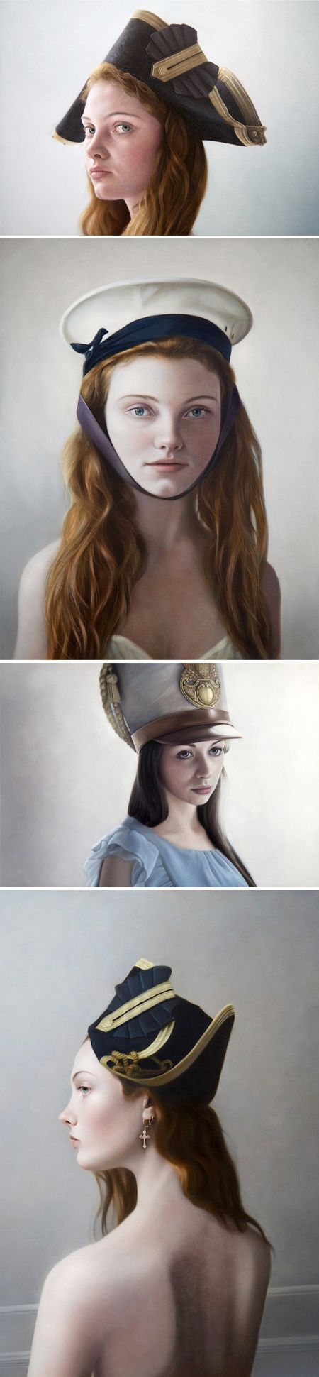 oil paintings by mary jane ansell <3