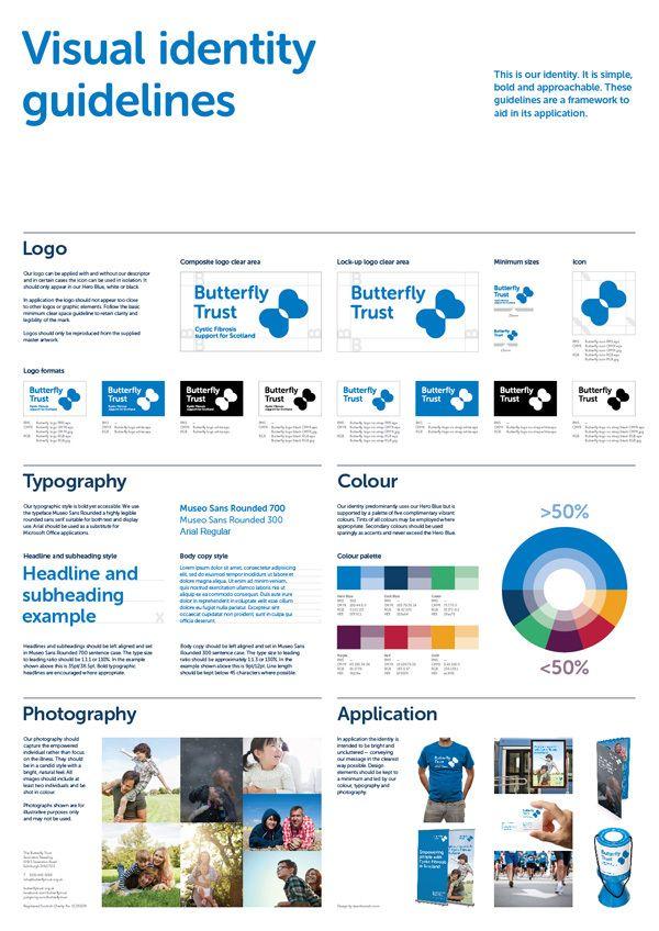 184 best Brand Guidelines images on Pinterest  Brand