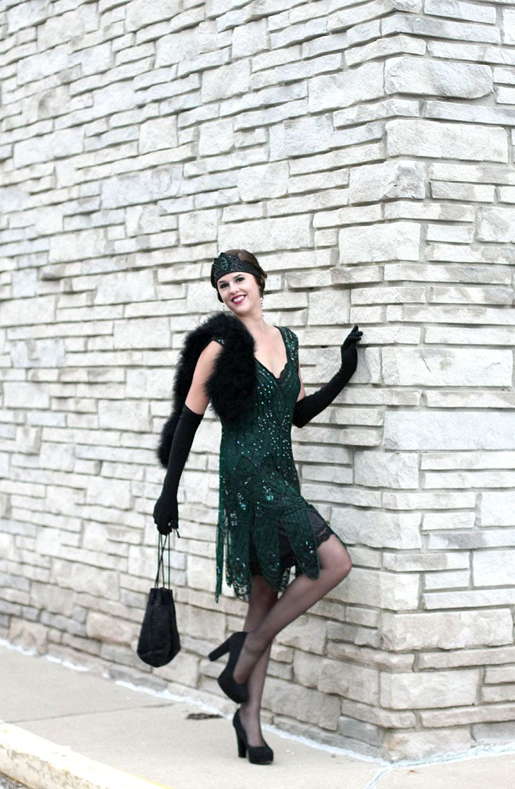 Jessica Quirk, 1920s Birthday Party, Goodbye to the Roaring Twenties 30th Birthday, Jessica Quirk 30, Great Gatsby Costume, Roaring 20s Cost...