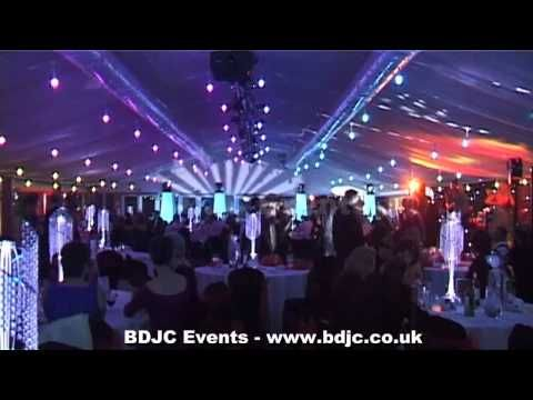 Full room Theming, Starcloth, drapes and LED tables centres #bdjcevents #eventlighting #partylighting #venuedressing #ledtablecentres