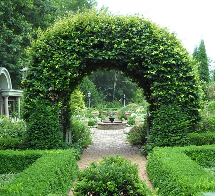 Formal Garden Design Idea: 33 Best Images About Gardens/Formal European On Pinterest