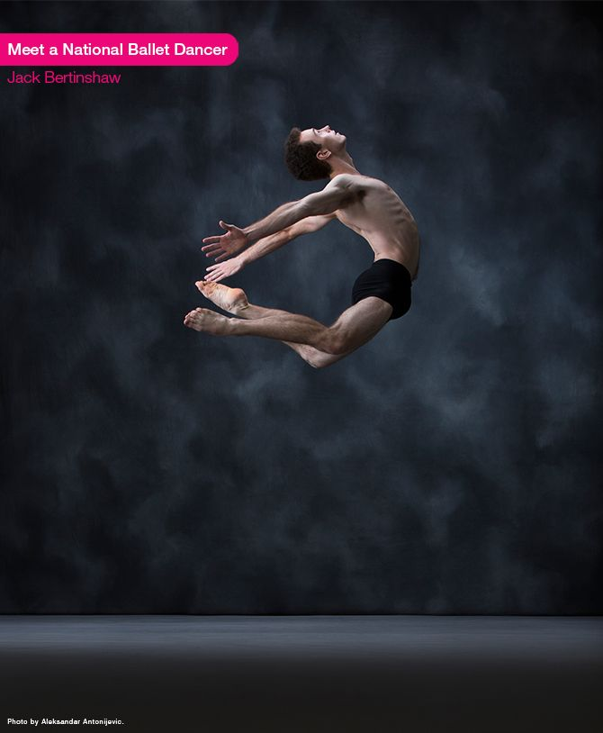 Jack Bertinshaw was born in Sydney, Australia and received his dance training from the Tanya Pearson Classical Coaching Academy in Australia and the Tanz Akademie Zürich in Switzerland. Jack joined The National Ballet of Canada in 2011 as a RBC Apprentice in 2011 and became a member of the Corps de Ballet in 2012.