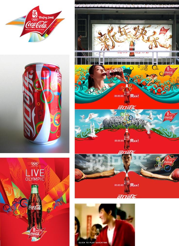 Coke Beijing, Iconologic
