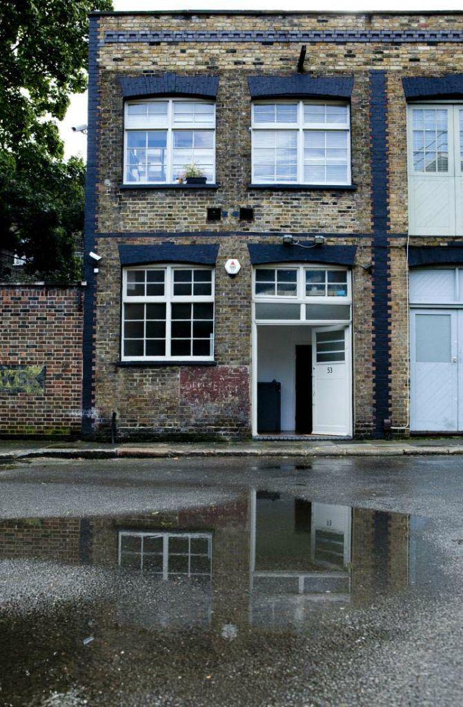 stylish house in London