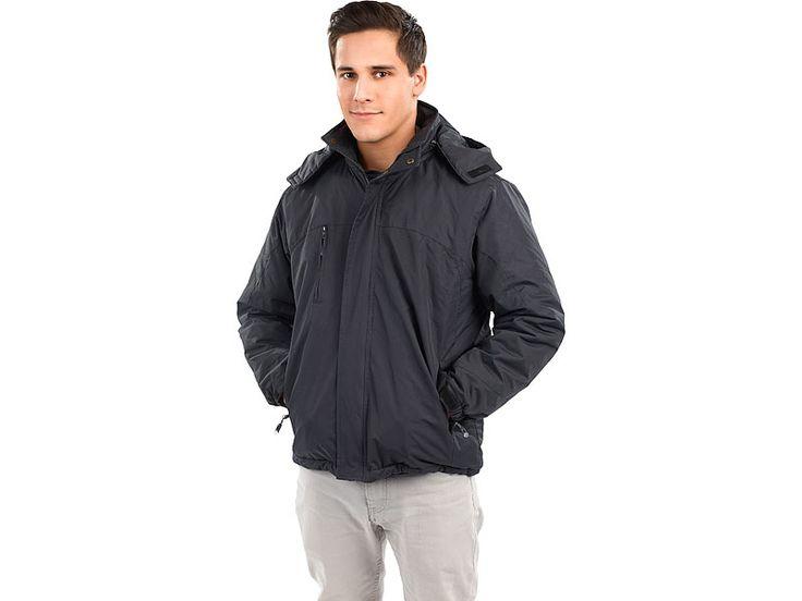 Adaptée aux dames comme aux messieurs, cette veste d'hiver, imperméable et chaude avec son intérieur en polaire, possède des éléments chauffants pour plus de confort.