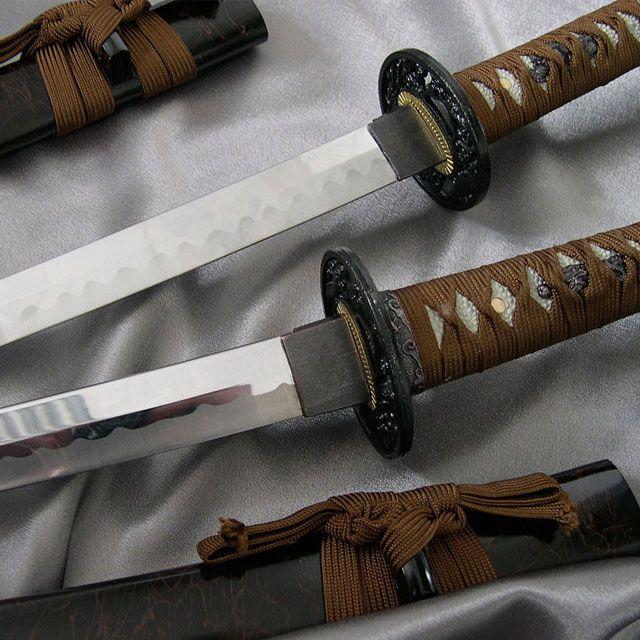 Катана — легендарный меч самурая