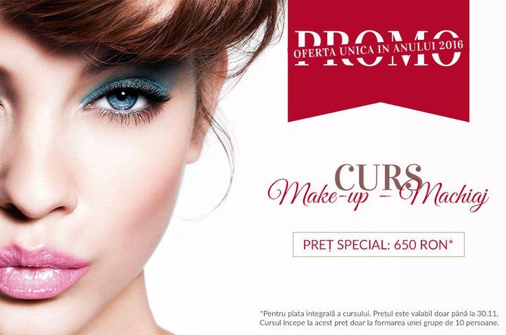 Cursuri Make-up - Machiaj - profesionalacademy.ro