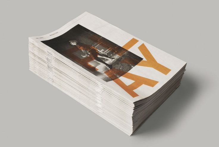 Musicians' Union – Play Newspaper 2012 / This Is Real Art | Design Graphique