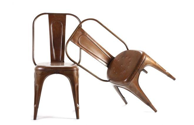 Les 14 meilleures images propos de chaises sur pinterest - Chaise industrielle pas chere ...