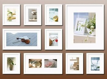 Collage Wall Frames 50 best living room picture collage images on pinterest | home