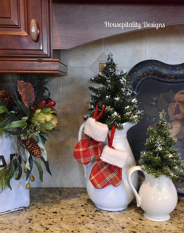 Cute Idea! Kitchen-Christmas 2014-Housepitality Designs