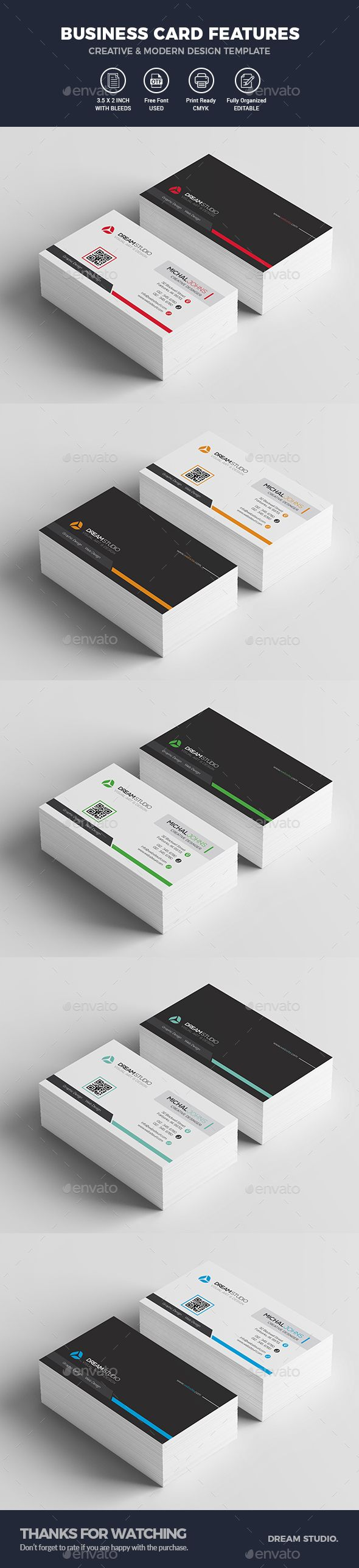 572 best business card inspiration images on pinterest business modern business card template business cards print templates download here https cheaphphosting Image collections
