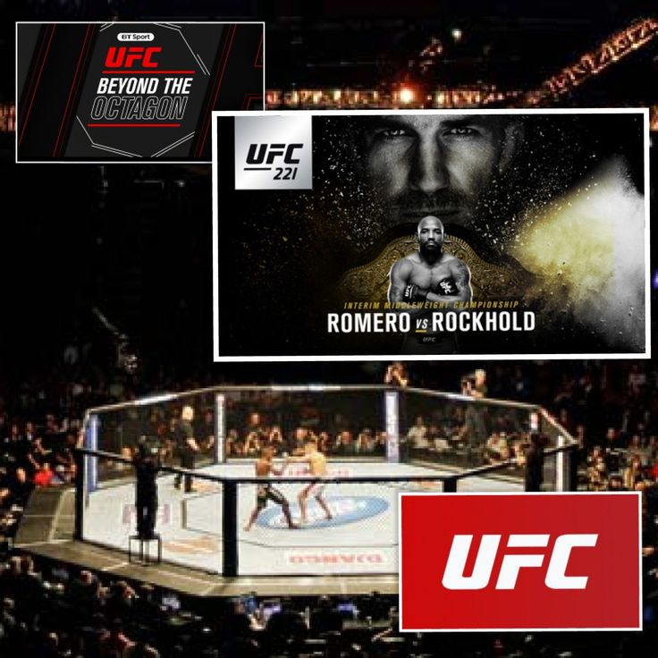 Watch Live UFC 221: Fight Night on BT Sport: Check out the Latest Fixtures tidd.ly/d8f45729