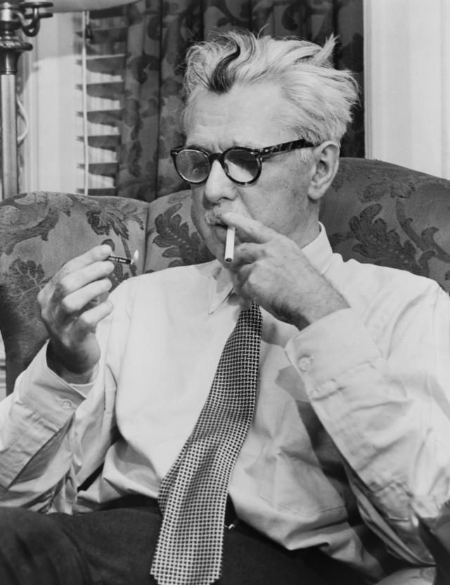 One American writer who fought to preserve the subjunctive mood--and use it correctly--was humorist James Thurber.