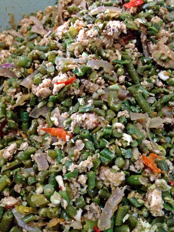Lawar ! Balinese food