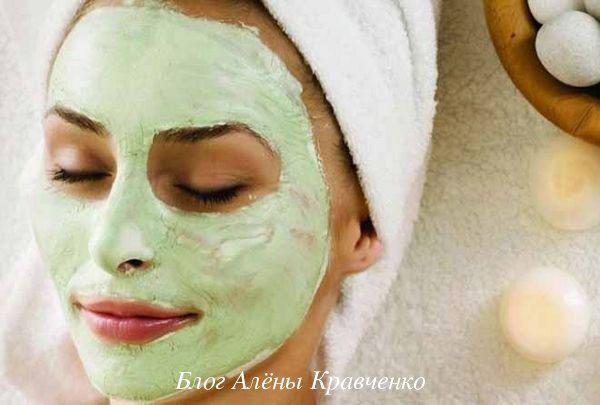 Чем полезна зеленая глина для лица. Свойства, правила применения. Маски для лица и волос из зеленой глины. Противопоказания.