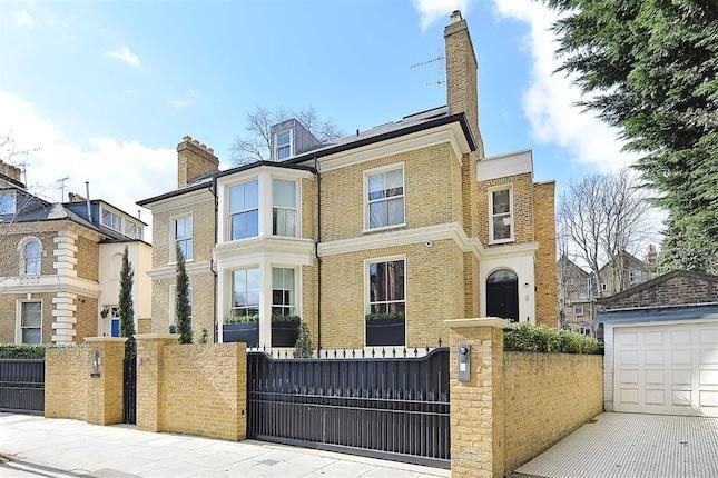 7 bed detached house for sale in Addison Road, London http://mayfairpropertylondon.co.uk