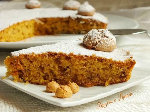 torta di mais - fetta