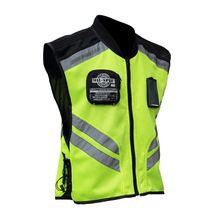 Motorcycle Motorbike Armour Protection Racing High Visible Reflective Warning Cloth Vest, JK22 Reflective Safety Clothing