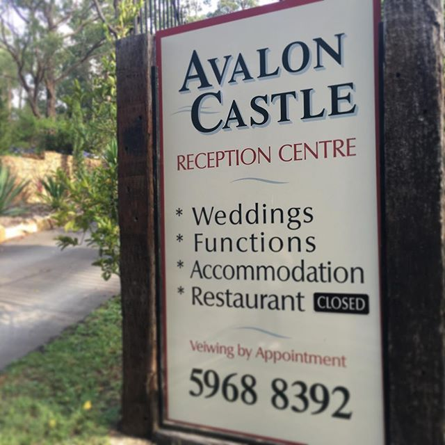 Celebrating Kat and Anton's wedding at the beautiful Avalon Castle…