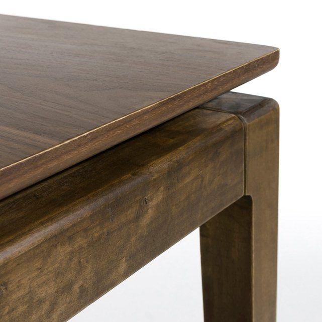 Uitschuifbare tafel Yolo, 2 verlengstukken AM.PM.