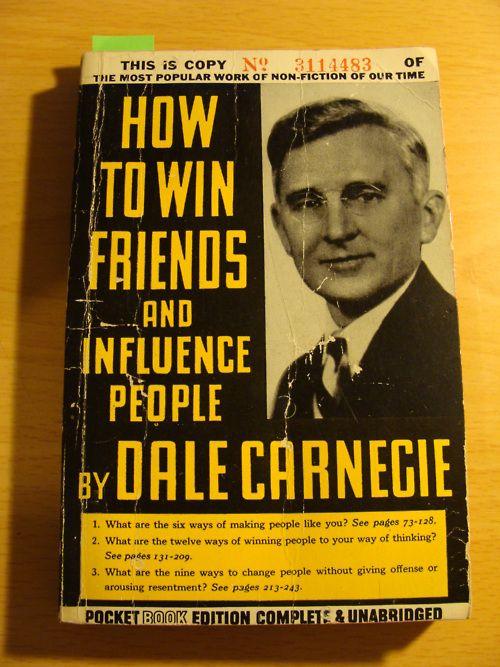 warren buffett how to win friends and influence people