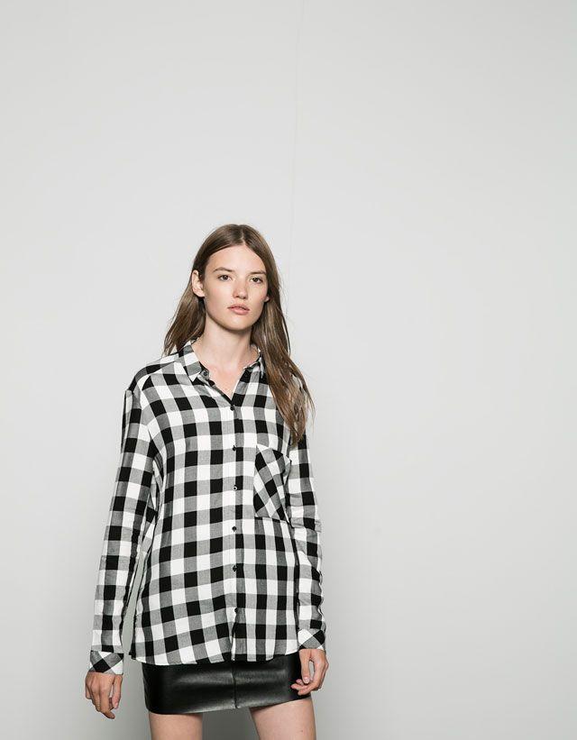 Camicie e Camicette - WOMAN - Woman - Bershka Italy