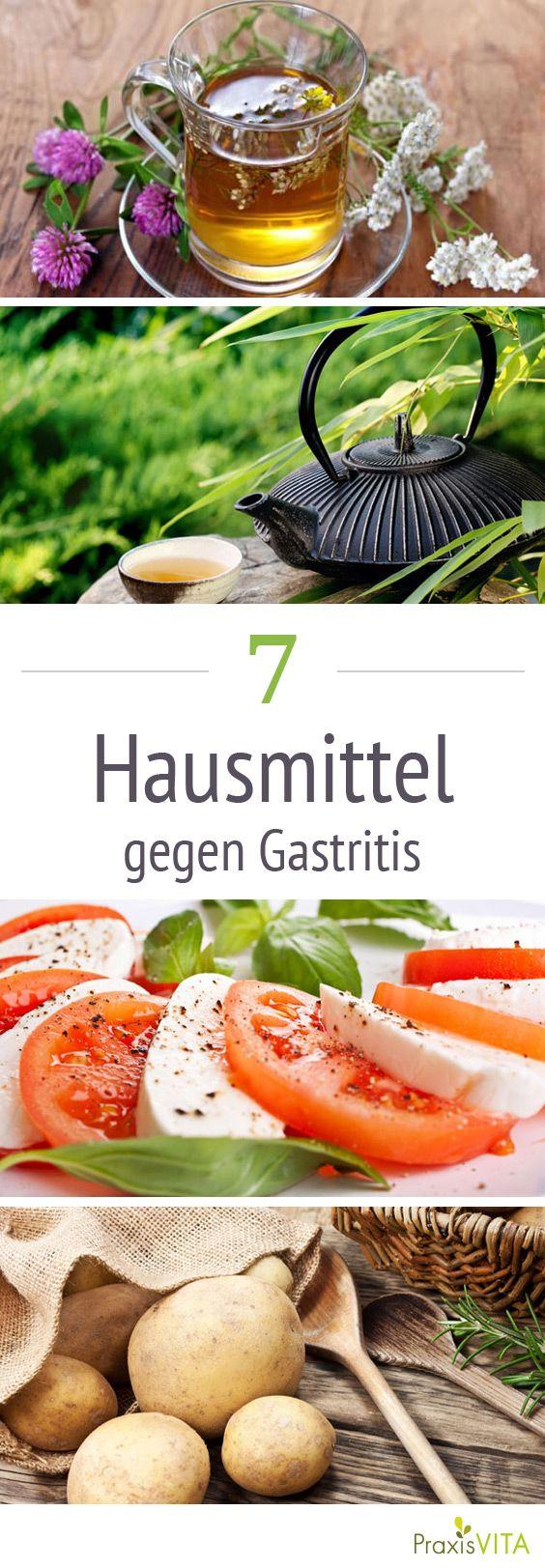 Was hilft wirklich bei Gastritis? In unserer Bildergalerie haben wir die besten Hausmittel für Sie zusammengestellt.