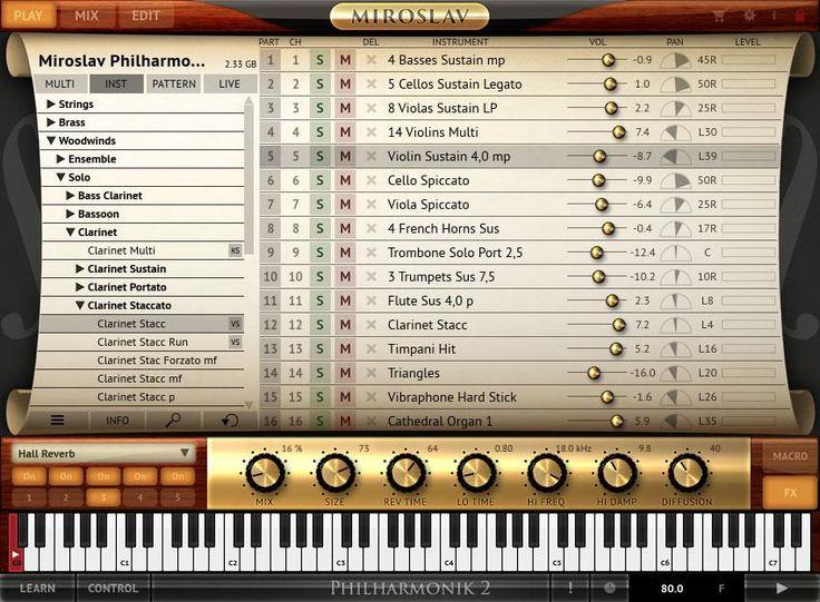 Ik Multimedia Miroslav Philharmonik 2 Download Sound Library Multimedia Symphony Orchestra