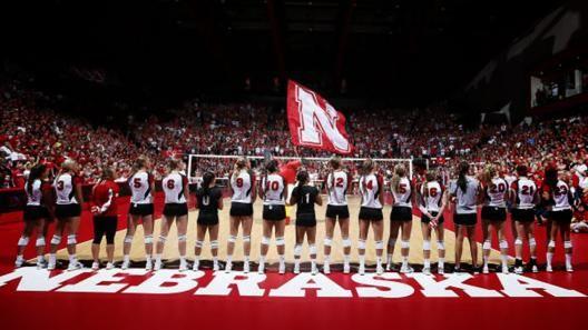 Net Netnebraska Org Volleyball Inspiration Nebraska Cornhuskers Nebraska