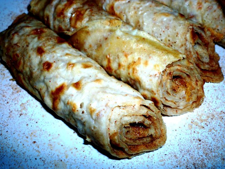 Vegan Crepes (Pancakes) :http://sweetlyradiant.com/vegan-crepes-pancakes/
