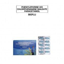BIOFLU REFORMULATED 10 TABLETS
