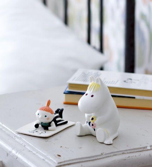 Arabia Moomin Figurine: Snorkmaiden
