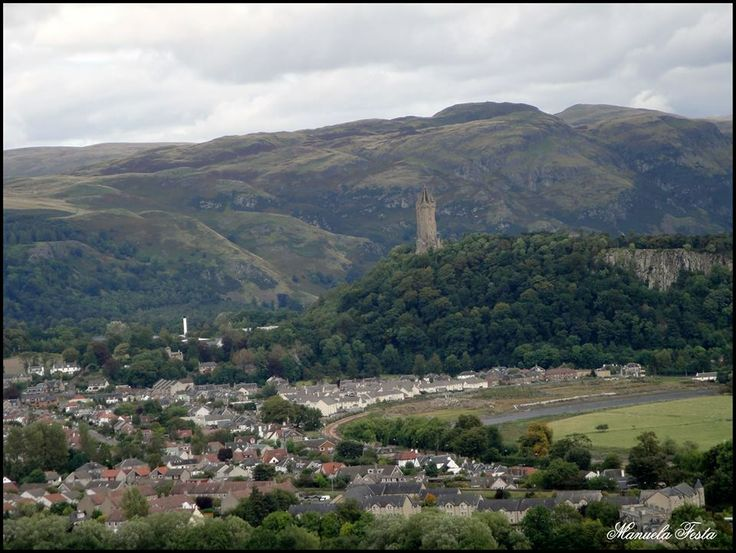 Stirling (Scotland) by Davide Zanda