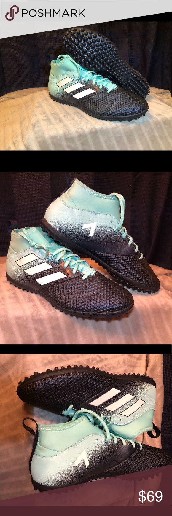 Adidas Mens Shoes ACE TANGO 17.3 TF  Soccer Turf Adidas Mens Shoes ACE TANGO 17.3 TF S77083 Soccer Football Turf 2017 adidas Shoes Athletic Shoes