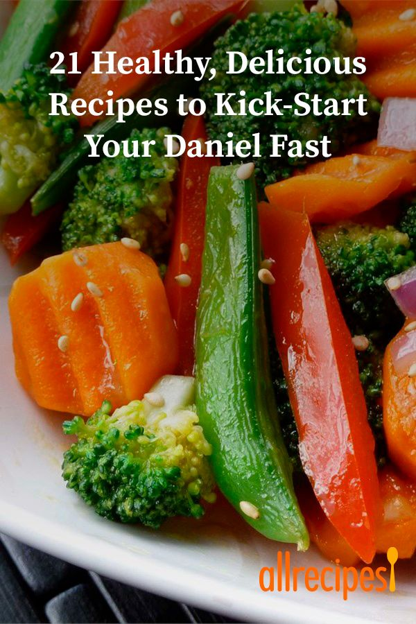 21 Delicious Recipes For Your Daniel Fast
