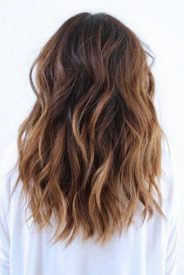 Cheveux Chatain Clair Mi Long Tombant Librement Sur Le Dos Lightbrownhair Cheveux Chatains Coupe Cheveux Mi Long Chatain Coupe Cheveux Mi Long Brune