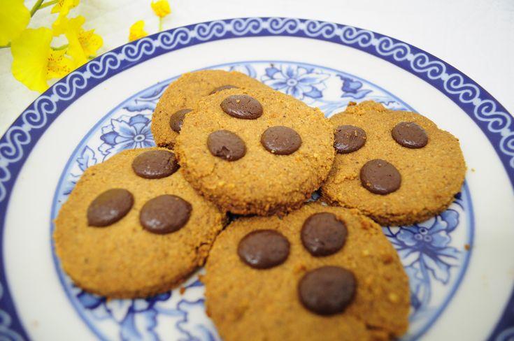 Cookies de Castanhas   Veganize-se