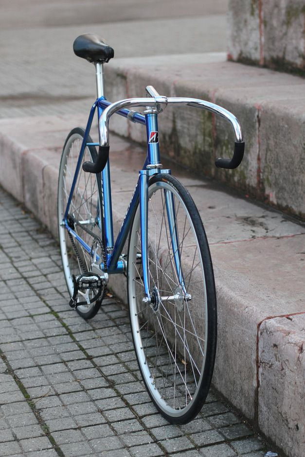 100+ ideas to try about Vintage Steel Bikes | Fixed gear ...