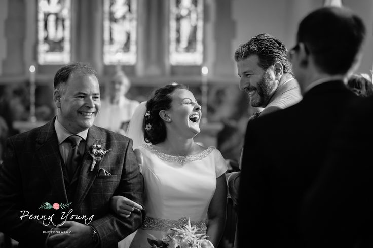 Summer wedding at The Rectory Hotel in Crudwell, Wiltshire. Photography by Penny Young Photography.